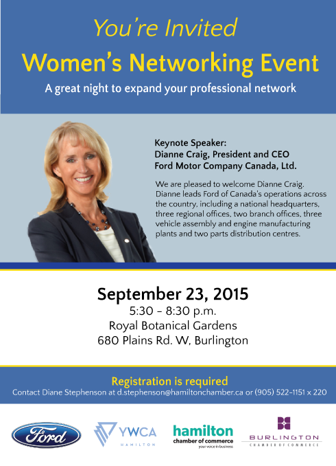 Women in Leadership Networking Event Sold Out Hamilton Chamber