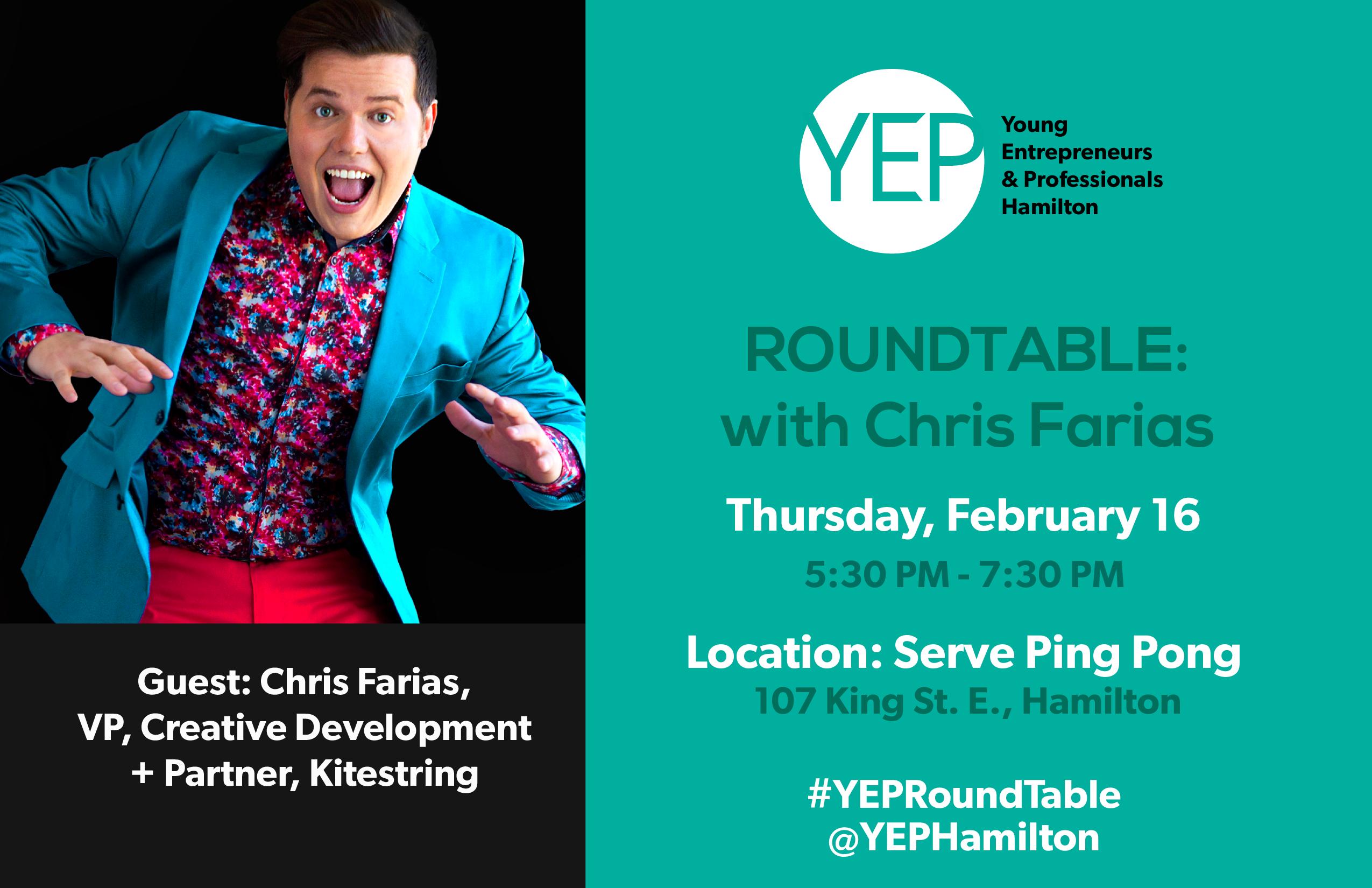 2017 YEP Roundtable