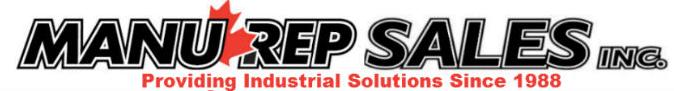 Manurep Sales Inc.